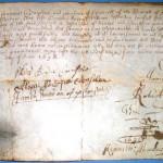 1698 Parchment