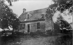 Gen. Smallwood's house